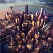 Foo Fighters' ?ttende album Sonic Highways kommer 10. november